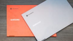 Samsung, Ultra İnce Galaxy Chromebook Laptop'unu Tanıttı!