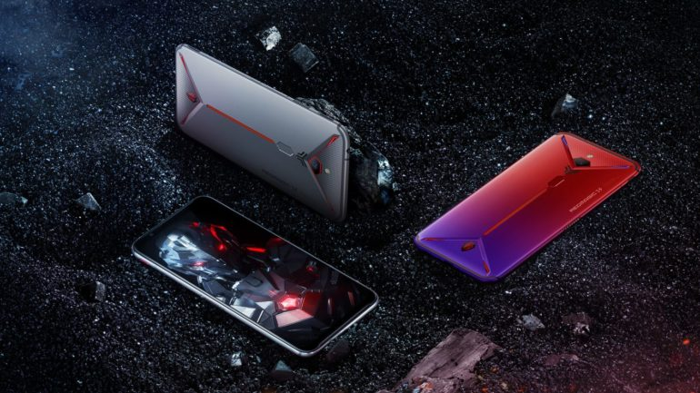 ZTE'den Yeni Oyun Telefonu: Nubia Red Magic 5G