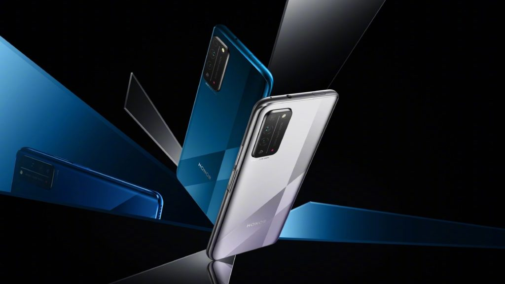 Honor X10 5G Android 11