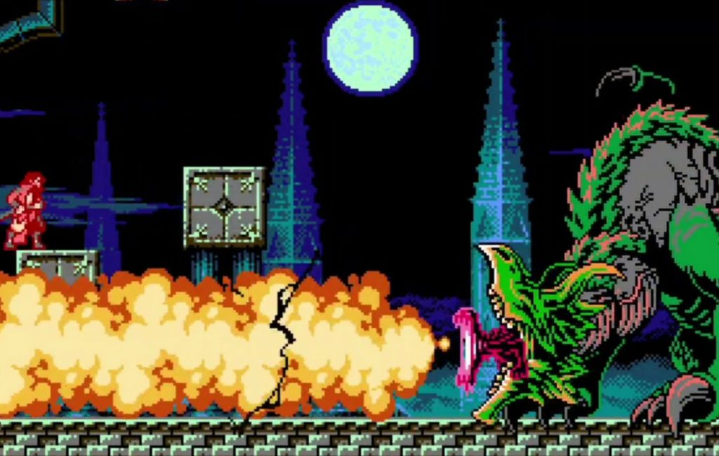 Bloodstained Curse of the Moon 2 İndir