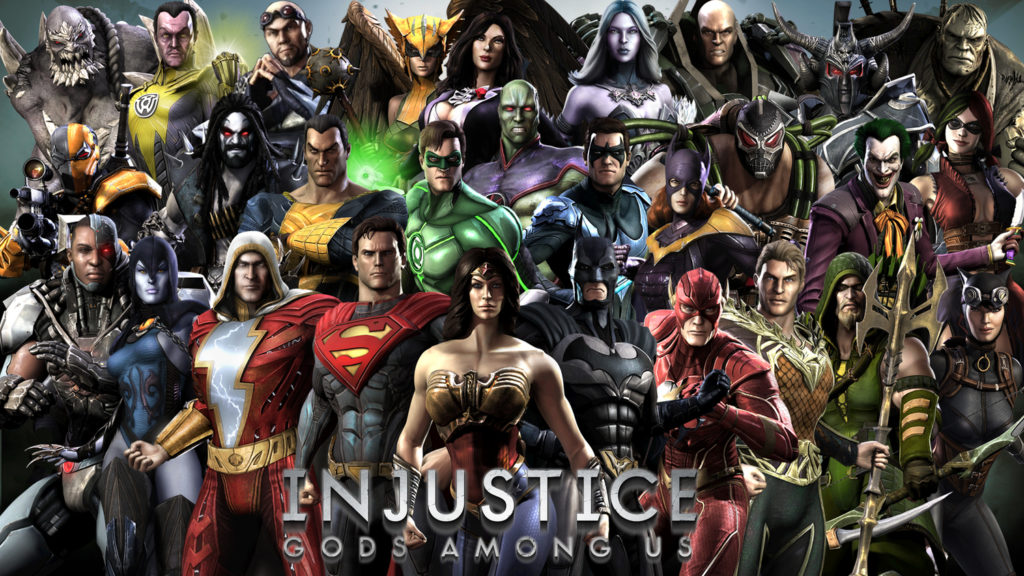 Injustice Gods Among Us Ultimate Edition DC Comics