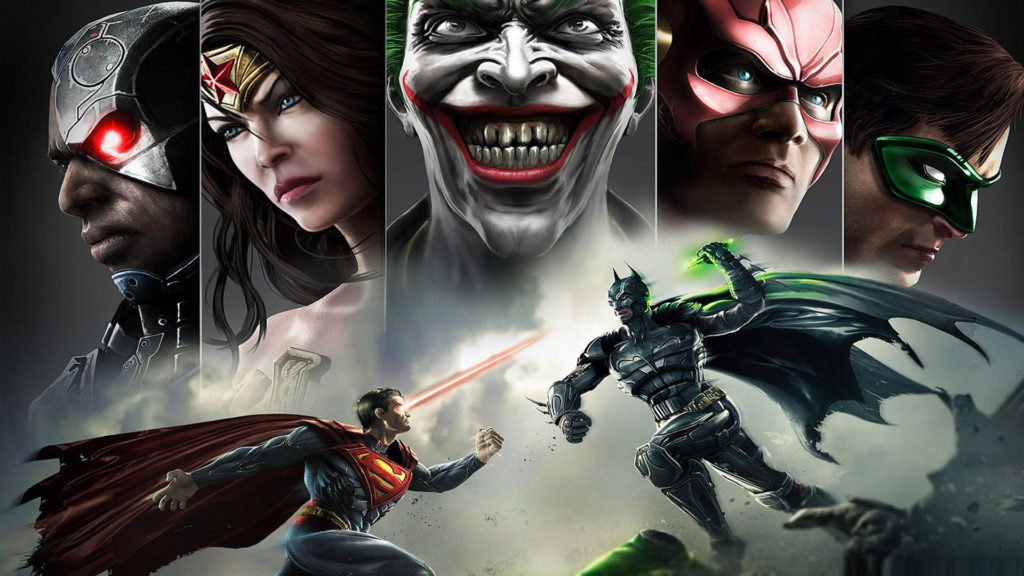 Warner Bros. Injustice Gods Among Us Ultimate Edition Ücretsiz İndir