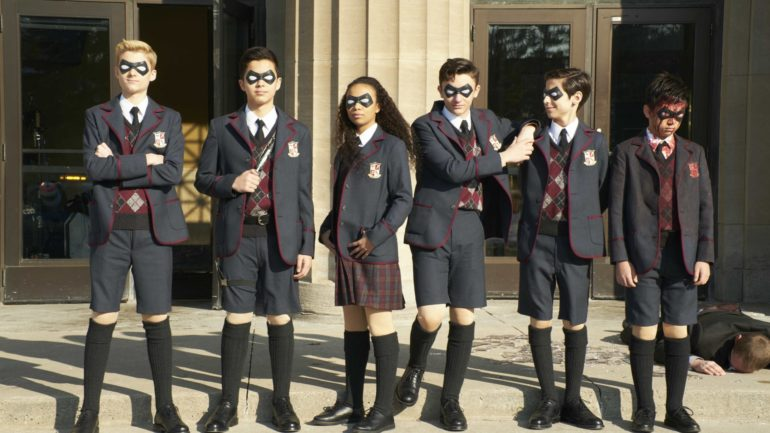 The Umbrella Academy 2. Sezon Fragmanı Yayınlandı! (Video)
