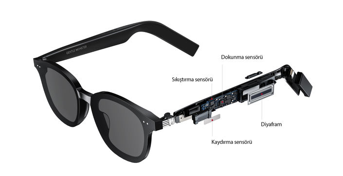 Huawei X Gentle Monster Eyewear 2 !